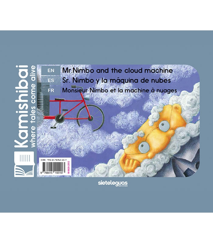 Mr. Nimbo and the Cloud Machine story cards