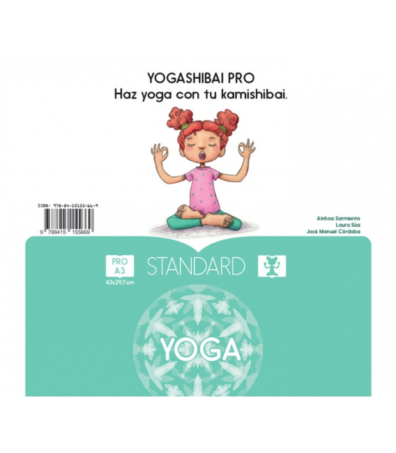 Yogashibai PRO: Do Yoga with your Kamishibai