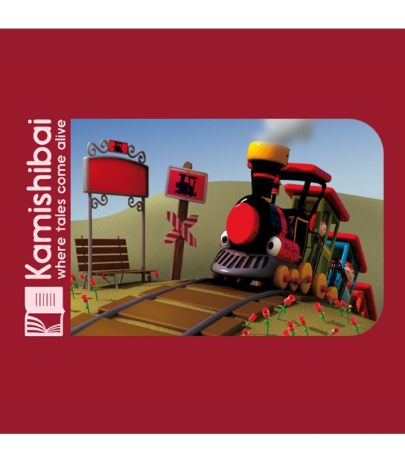 Mapi, die fröhliche Dampflokomotive (OUTLET)