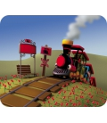 Mapi, the Cheerful Steam Engine (OUTLET)