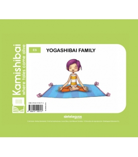 Yogashibai Family (MINI A4) OUTLET