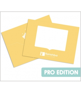 Yellow Kamishibai PRO Story Card Folder (BIG A3)