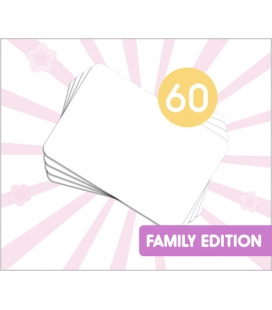 [PROMO] 60 DIY Kamishibai KIDS A4 Blank Story Cards (Do It Yourself)