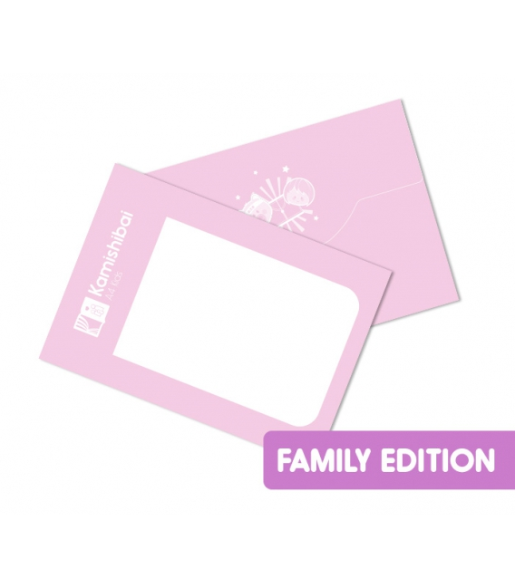 Kamishibai KIDS Story Card Folder (MINI A4)