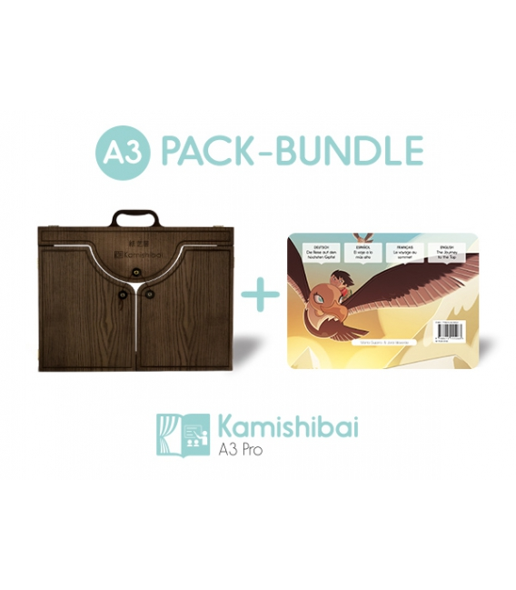 Bundle: Kamishibai PRO Theater + The Journey to the Top