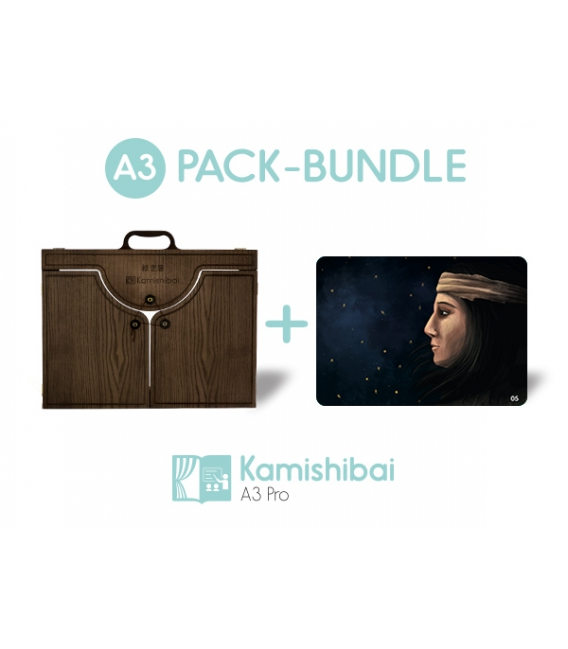 Bundle: Kamishibai PRO Theater + The Southern Cross