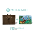Bundle: Kamishibai Pro Theater + Puhuy the Bird