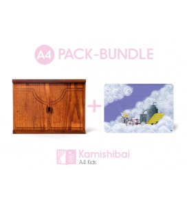 Bundle: Kamishibai KIDS Theater + Mr. Nimbo and the Cloud Machine