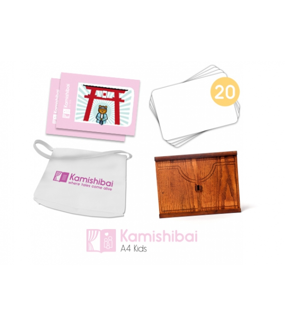 Pack d'initiation Kamishibaï Family (A4)