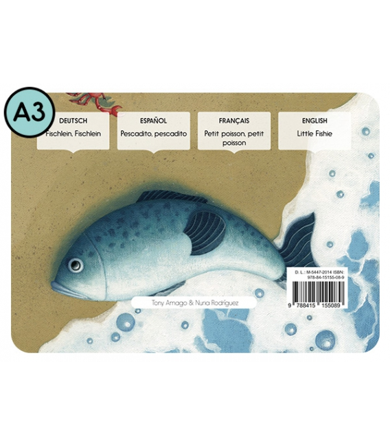 Little Fishie story cards