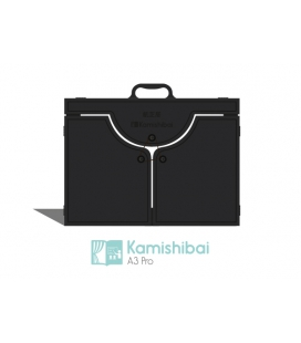 Teatro Kamishibai PRO EDITION A3 + Guía