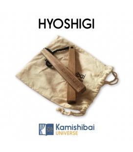 Hyoshigi (Kamishibai Klanghölzer)