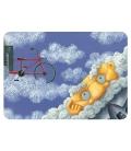 Monsieur Nimbo et la machine à nuages PRO (A3)