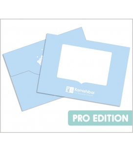 Blue Kamishibai PRO Story Card Folder (BIG A3)