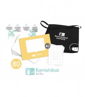 Pack Kamishibaï DIY (A3) : Bricolage