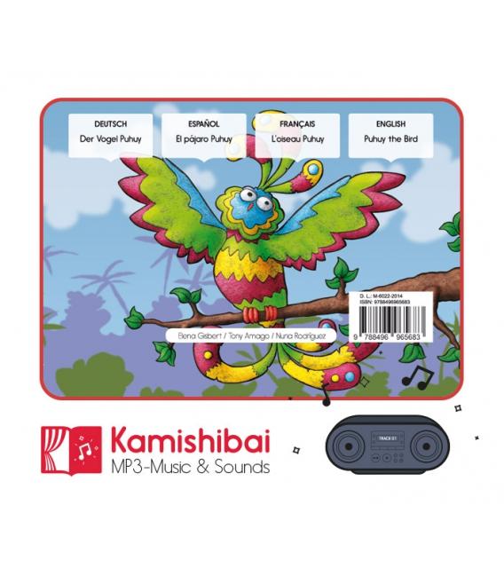 Musik und Soundeffekte für Der Vogel Puhuy (MP3 Herunterladen)