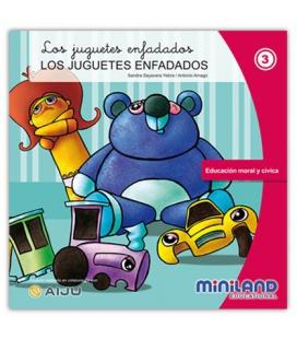 Los juguetes enfadados (Espagnol)