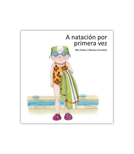 A natación por primera vez (Spanish)
