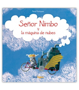 (Libro) Señor Nimbo y la máquina de nubes