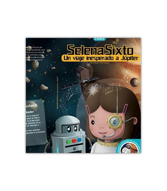 Selena Sixto, un viaje a Júpiter (Spanish)