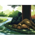 Pack: Erzähltheater PRO EDITION A3 + Mutter Känguru und ihr Beutel