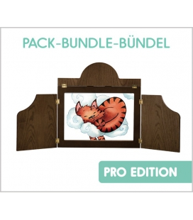 Bundle: Kamishibai Pro Theater + The Sun Cat (STANDARD)