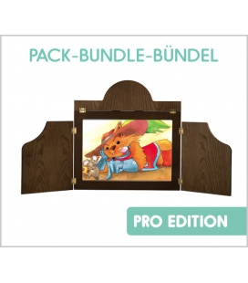 Bundle: Kamishibai PRO Theater + Puss in Boots