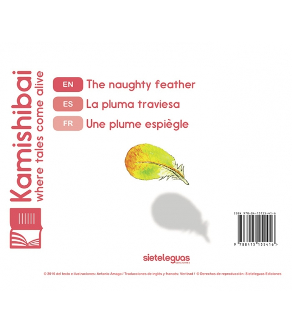 The Naughty Feather