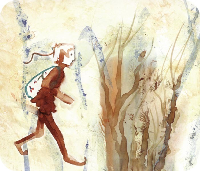 Hans y la Princesa - Lámina 01
